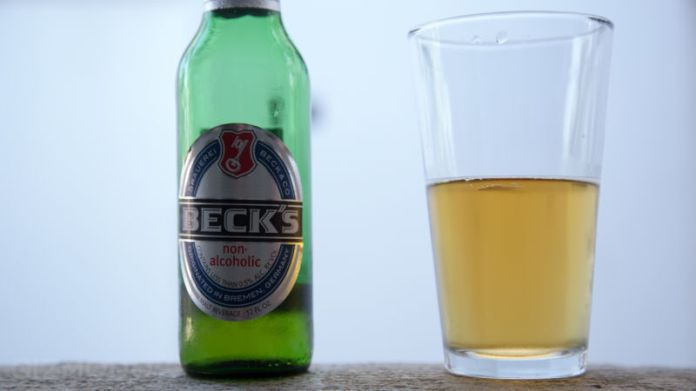 Becks non-alcohol